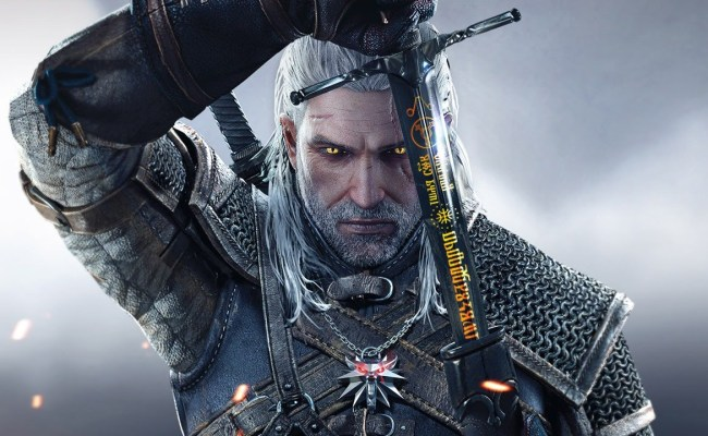 The Witcher Series Sales Pass 33 Million Units Ps4 Vs