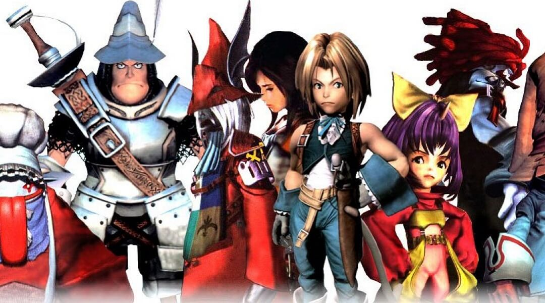 Final Fantasy IX Gets Rated For PS4 By PEGI