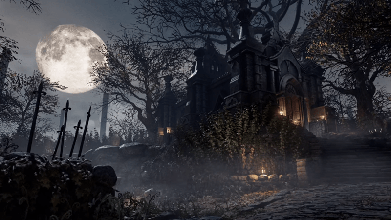 Hunters Dream From Bloodborne Looks Even Better In Unreal