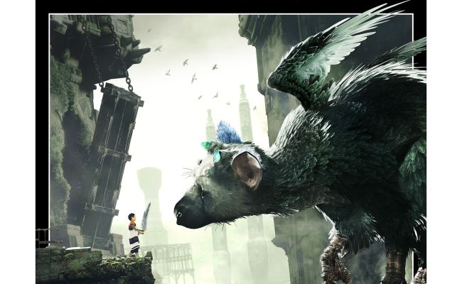 Ps4 Exclusive The Last Guardian Gets Charming New Screenshots And Box Art