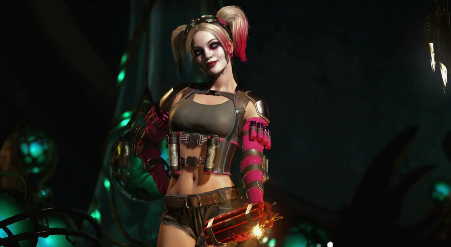 Image result for injustice 2 harley quinn