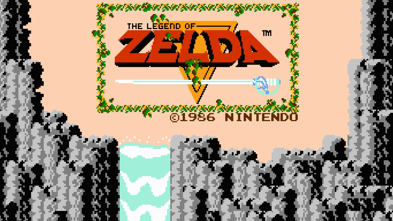 Image result for the legend of zelda original
