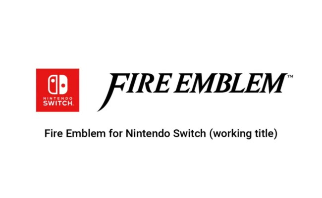 New Fire Emblem Game Announced For Nintendo Switch Coming