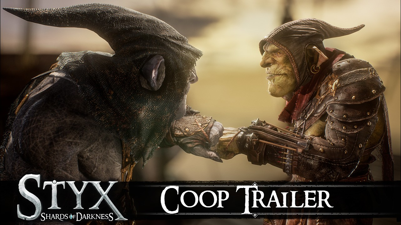 Styx Shards Of Darkness Co Op Detailed In New Trailer