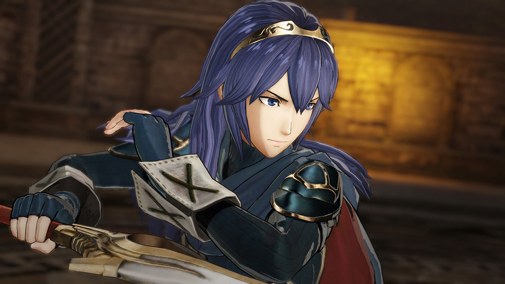 Nintnedo Fall Wallpapers Fire Emblem Warriors For Nintendo Switch And 3ds Gets New