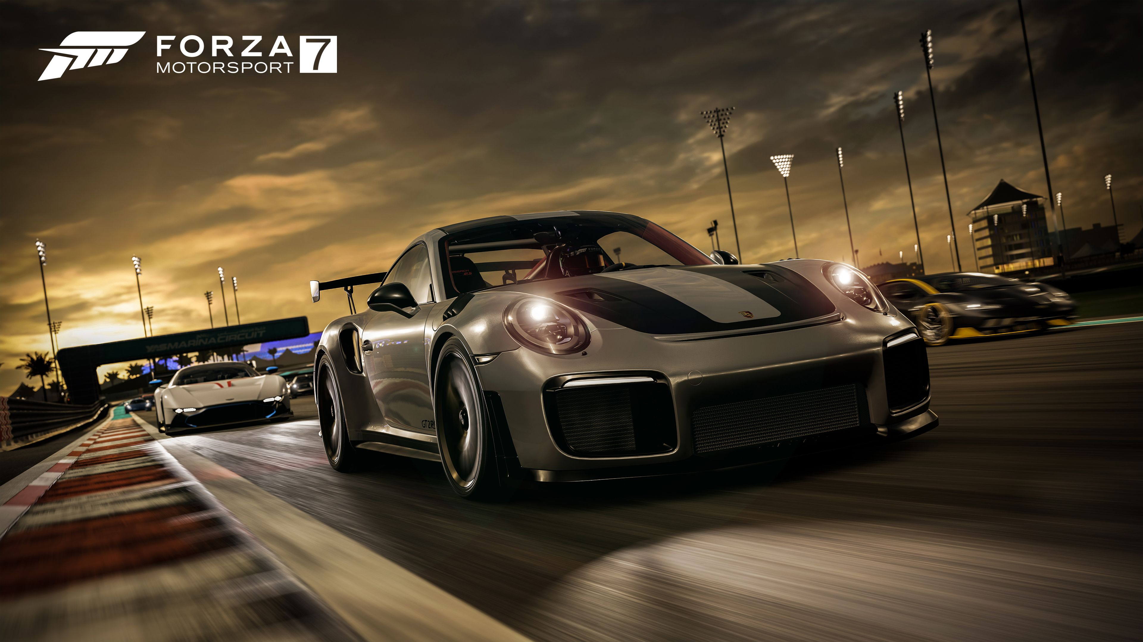 Forza Motorsport 7 Gets Gorgeous 4K Screenshots Special