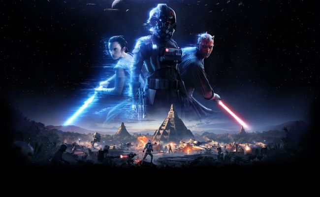Star Wars Battlefront Ii Has Officially Gone Gold