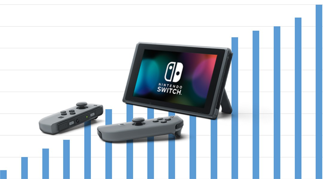 Nintendo Switch Sells Better Than PS2 Compared To Its First Year In Japan