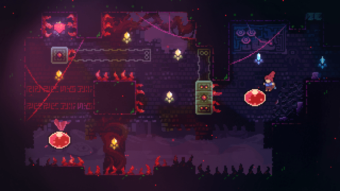Celeste Review -- Always Strive for the Peak