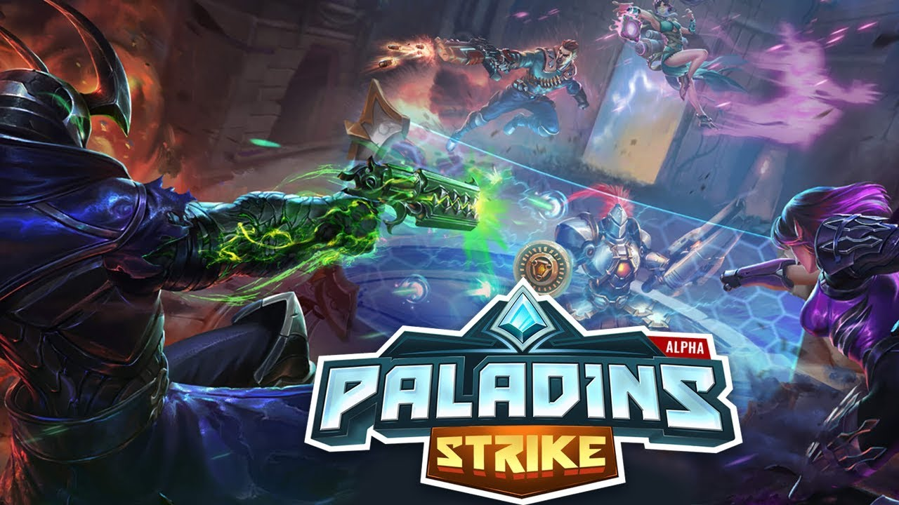 Paladins Strike For IOS And Android Gets New Teaser