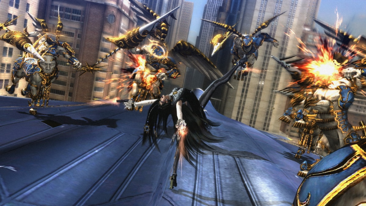 Bayonetta 1+2 - Switch Collection Review -- Still Flashy, Sexy, and Stylish