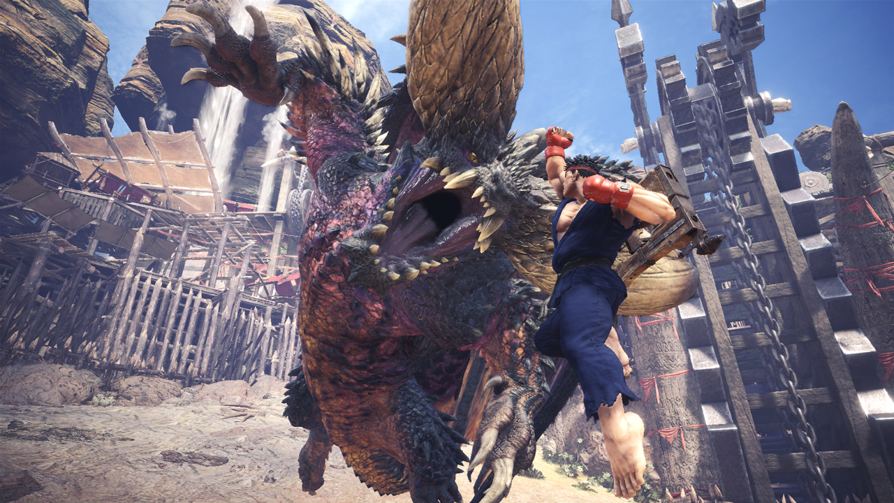 Monster Hunter World Gets Free Armor Sphere Pack and