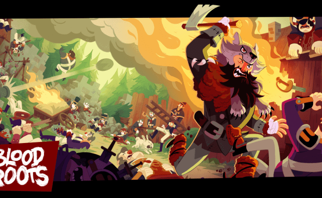 Bloodroots Is Finally Releasing On Ps4 Switch And Pc At