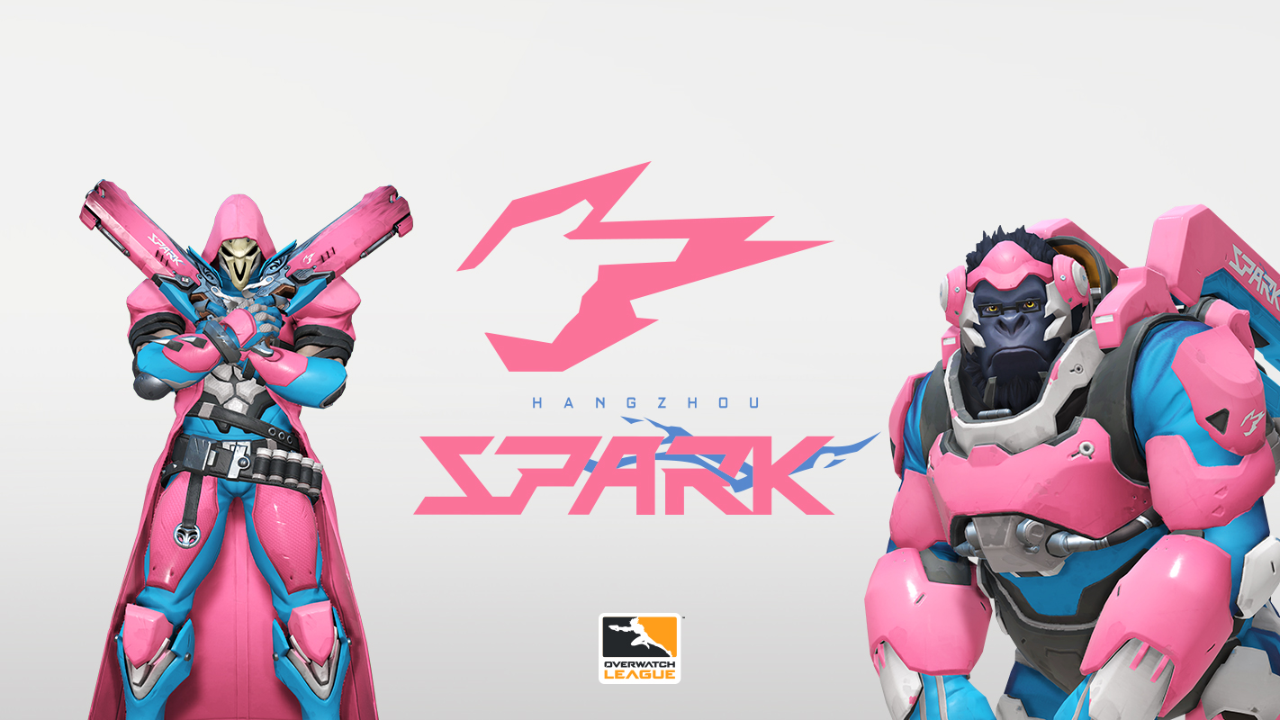 Overwatch League Gets First Look At Hangzhou Teams Name Logo And Colors