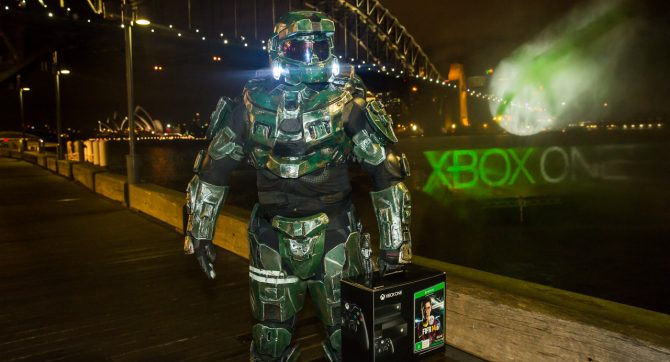 Five Years with the Xbox One: The Biggest Moments from the Console's History So Far