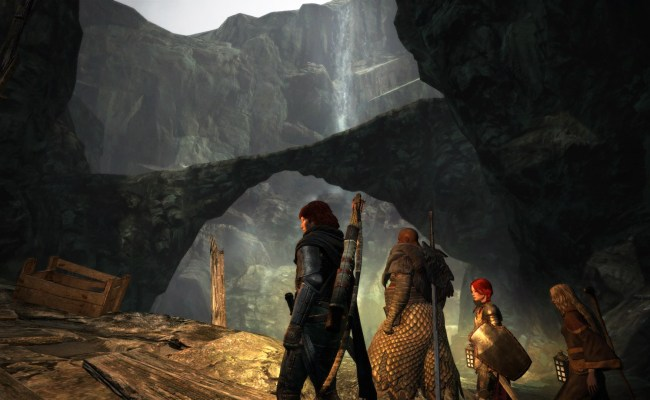 Dragon S Dogma S New Switch Port Is Nearly Identical To