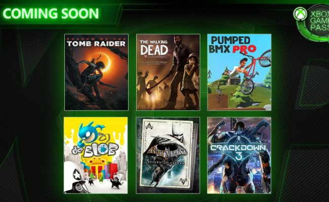 Xbox Game Pass Adding Shadow Of The Tomb Raider Crackdown