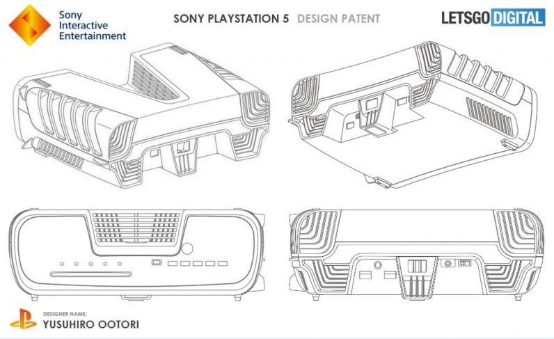 PS5 Dev Kit Patent Seemingly Unveiled Online