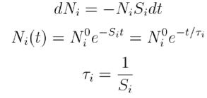 Time Dependent Perturbation Theory, Fermi's Golden Rules