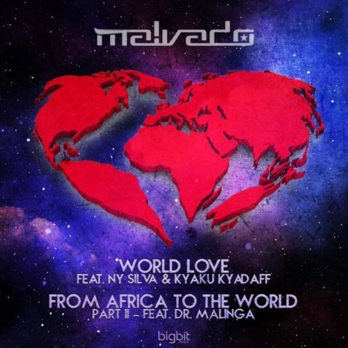 DJ Malvado Ft. Dr. Malinga - From Africa To The World (Pt. 2) Mp3 Audio Download