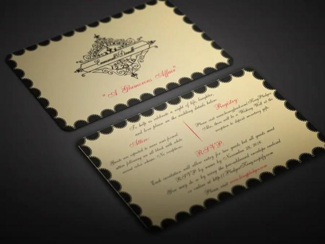 Entry 16 By Bikashbapon For Golden Ticket Wedding