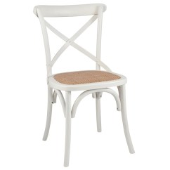 Cross Back Dining Chairs White Room Table And Sale Antique Elm Wood Rattan Bentwood Chair