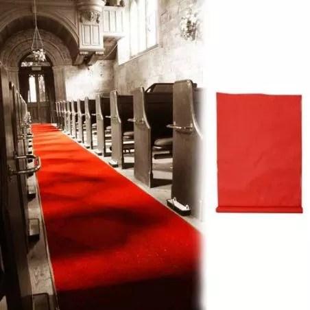 tapis rouge mariage