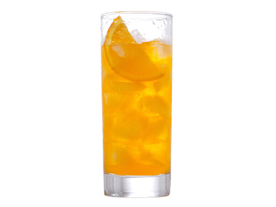 Orange Crush Cocktail Recipe Refreshing Mixed Drink with