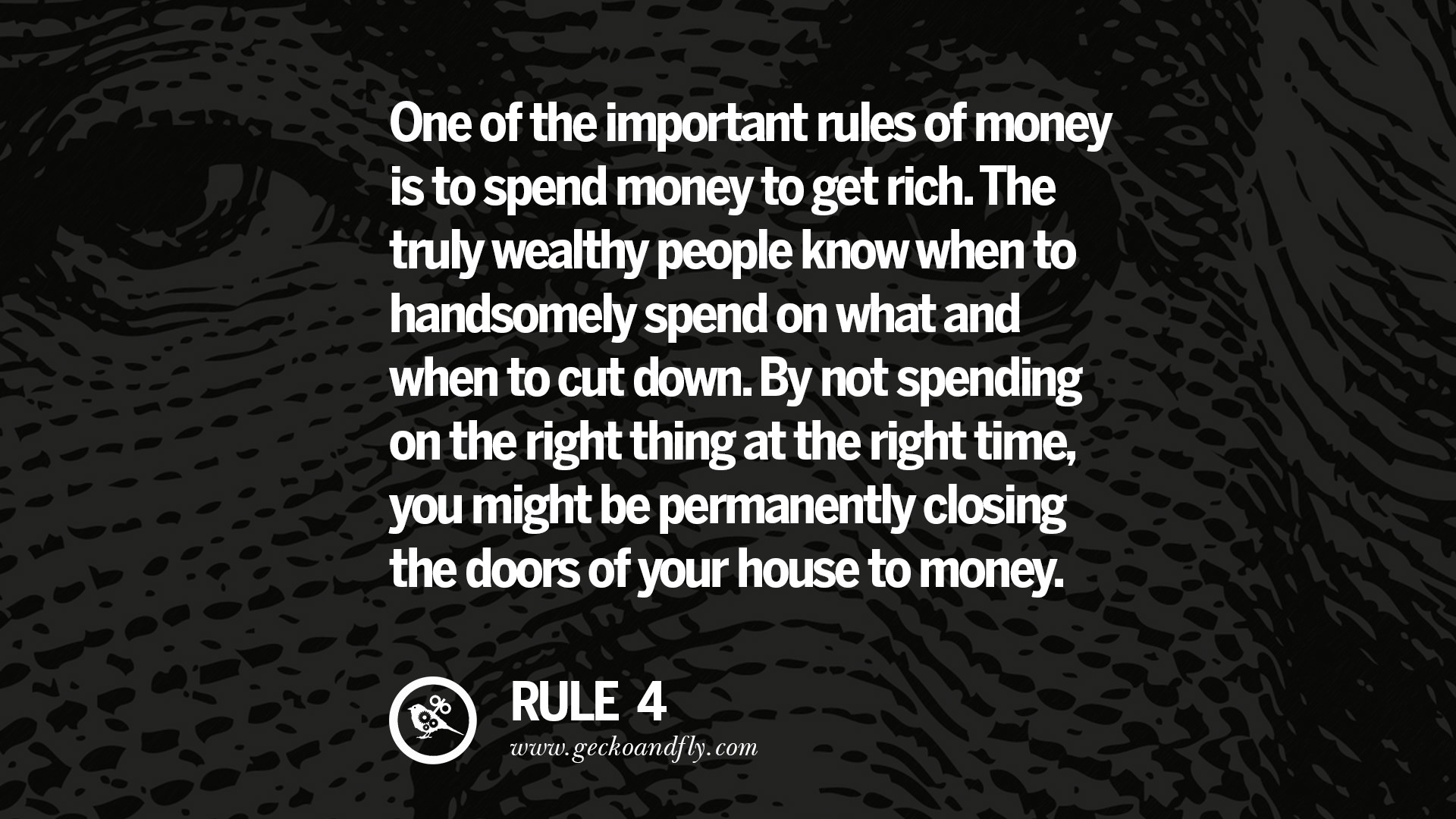 10 Golden Rules On Money Amp 20 Inspiring Quotes About Money