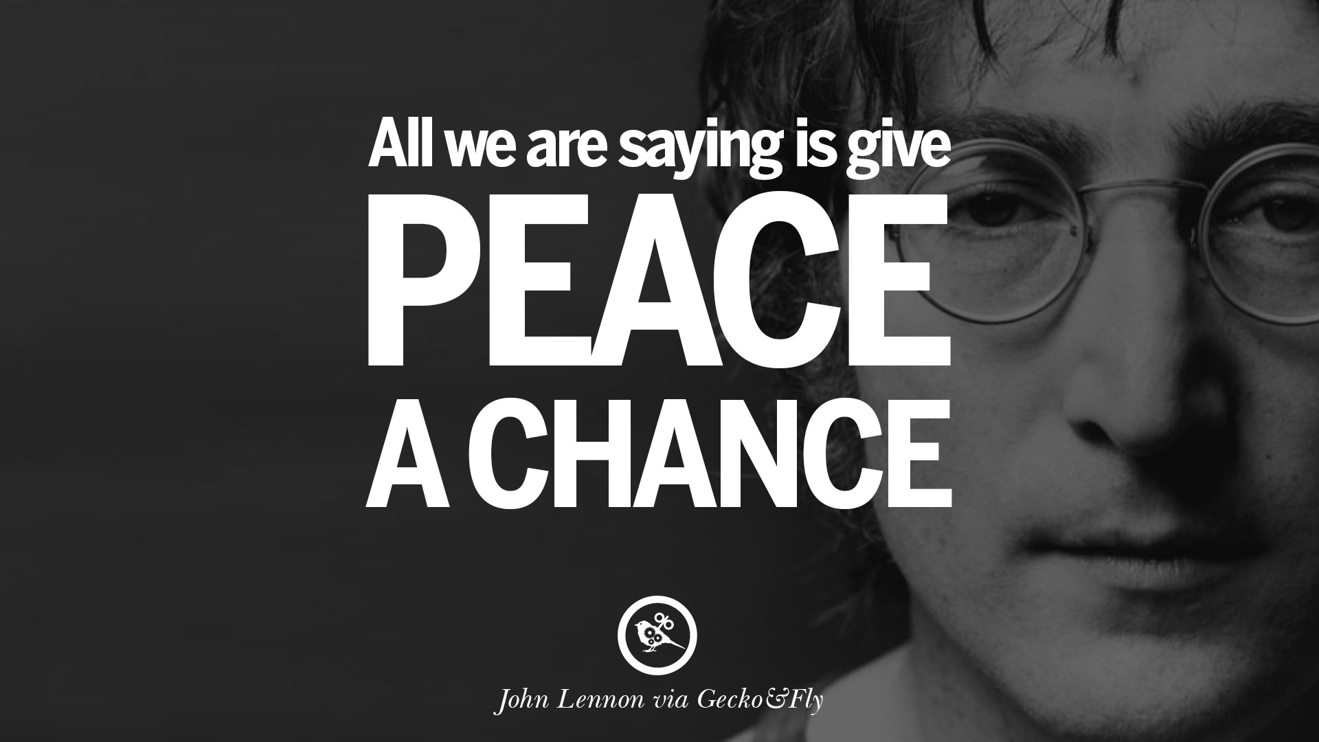Flower Wallpaper With Friendship Quotes 15 John Lennon Quotes On Love Imagination Peace And Death