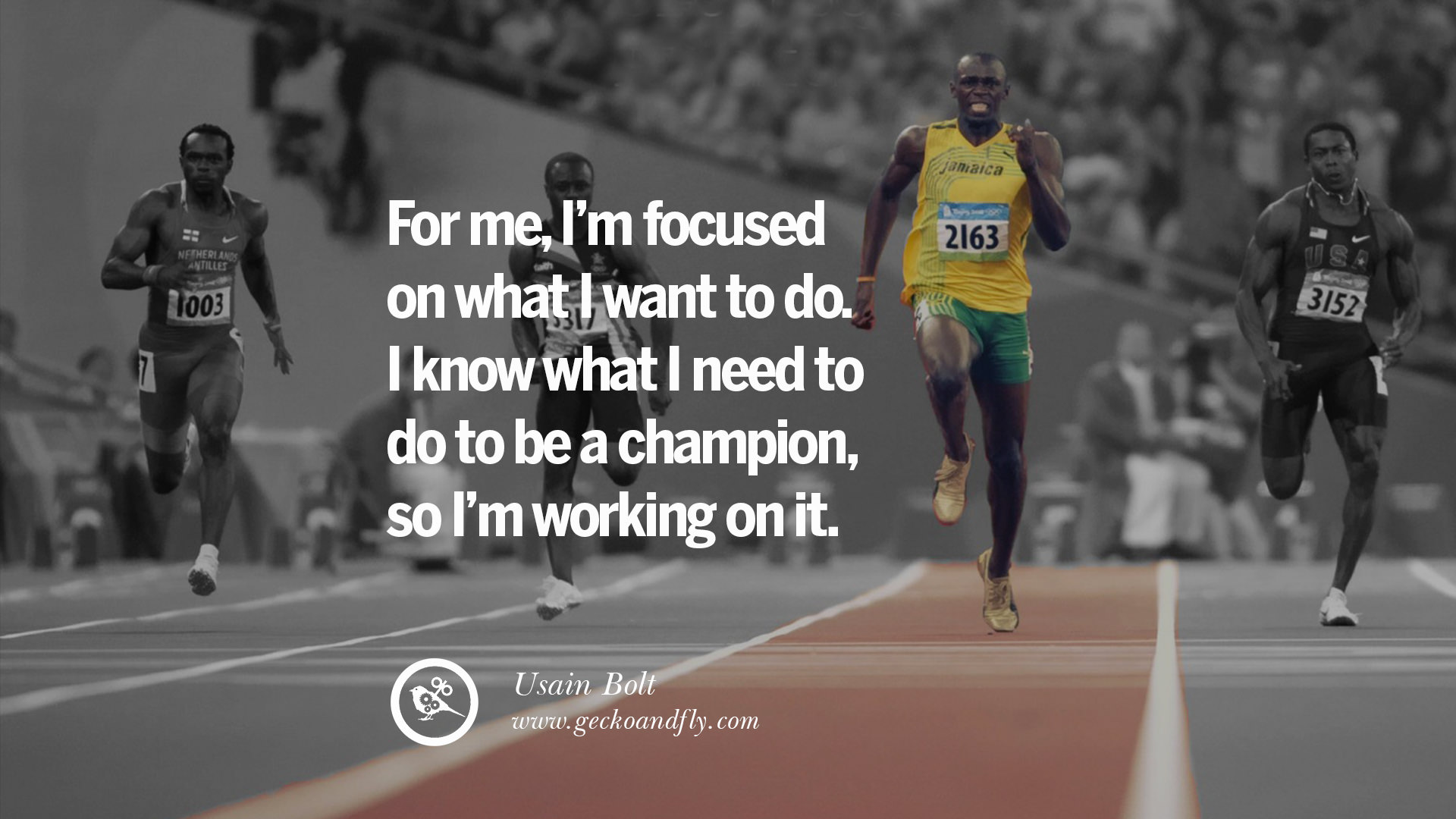 Runners Quotes Wallpapers 31 Inspirational Quotes By Olympic Athletes On The Spirit