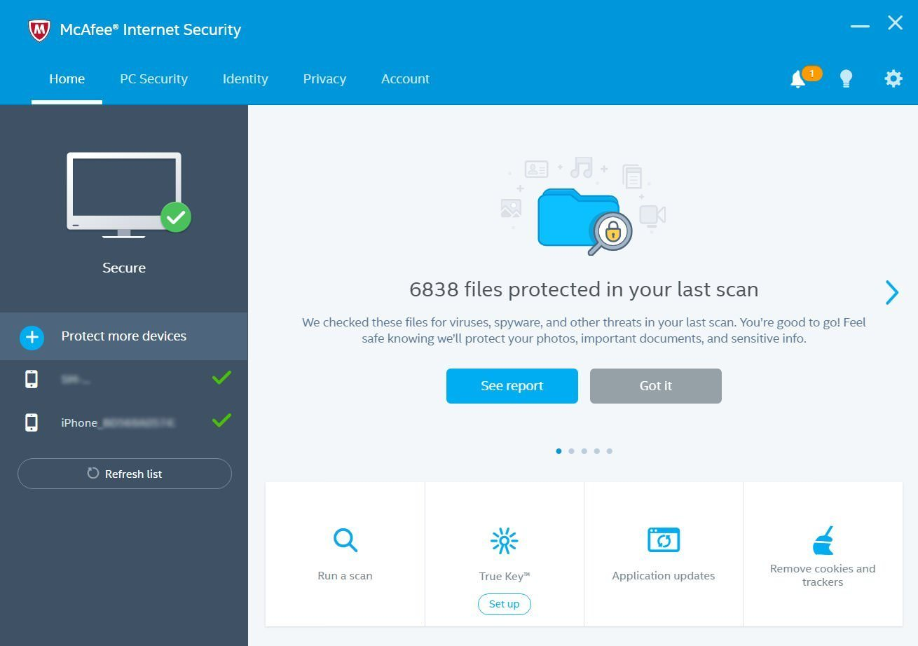 Top Pc Security Software