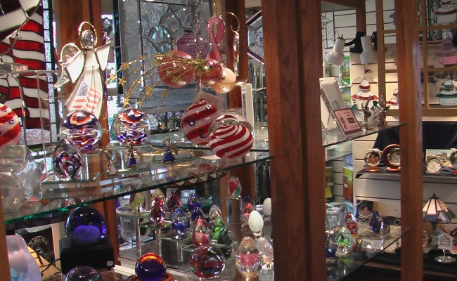 Unique Gifts Gallery Glass House Store