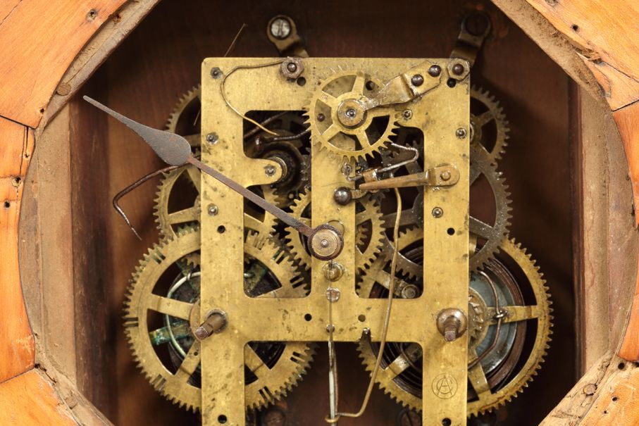 why grandfather clocks are