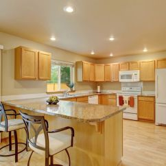 Remodeling Your Kitchen Red Cabinets How To Choose The Right Layout View