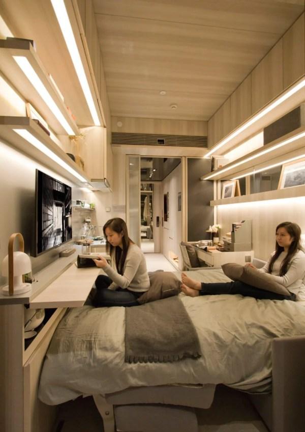 8 Hong Kong Nano Flats Prove Small