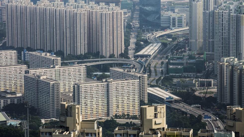 Without a long-term land bank. Hong Kong faces a development crisis   South China Morning Post