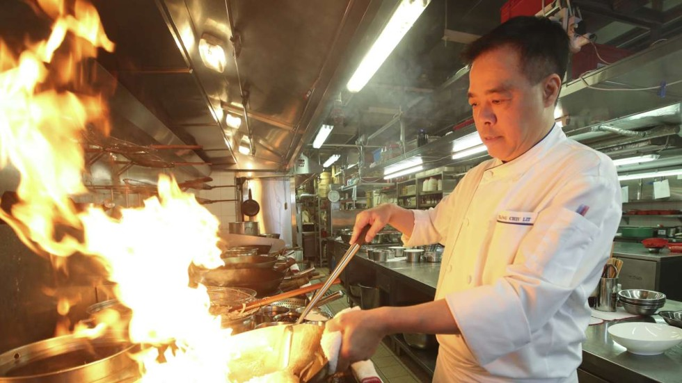 Top Chinese chefs in Hong Kong encourage a new generation