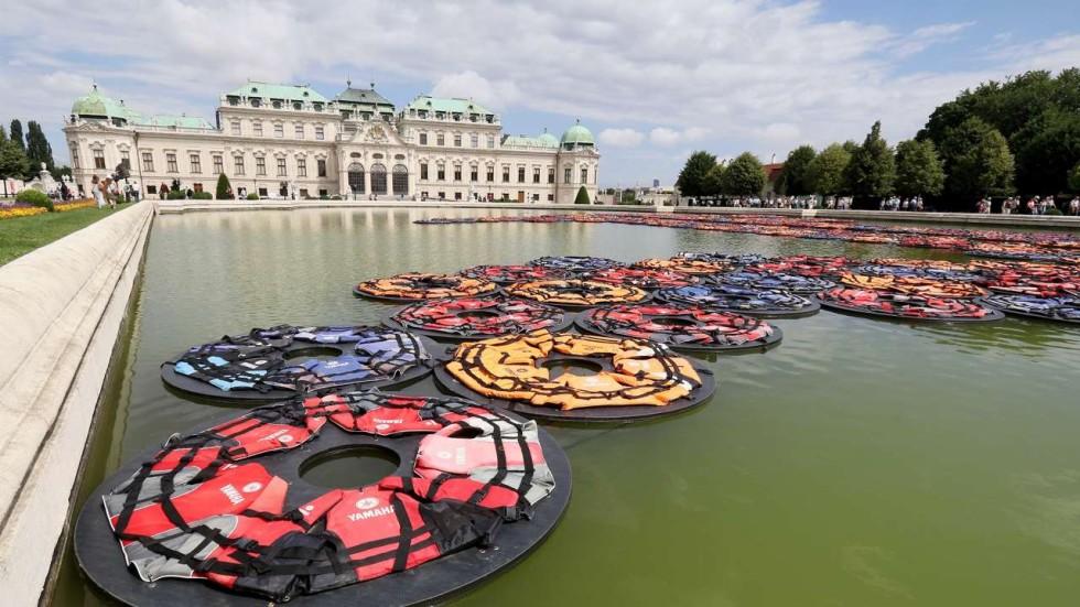 Chinese artist Ai Weiweis refugee statement 1005 life