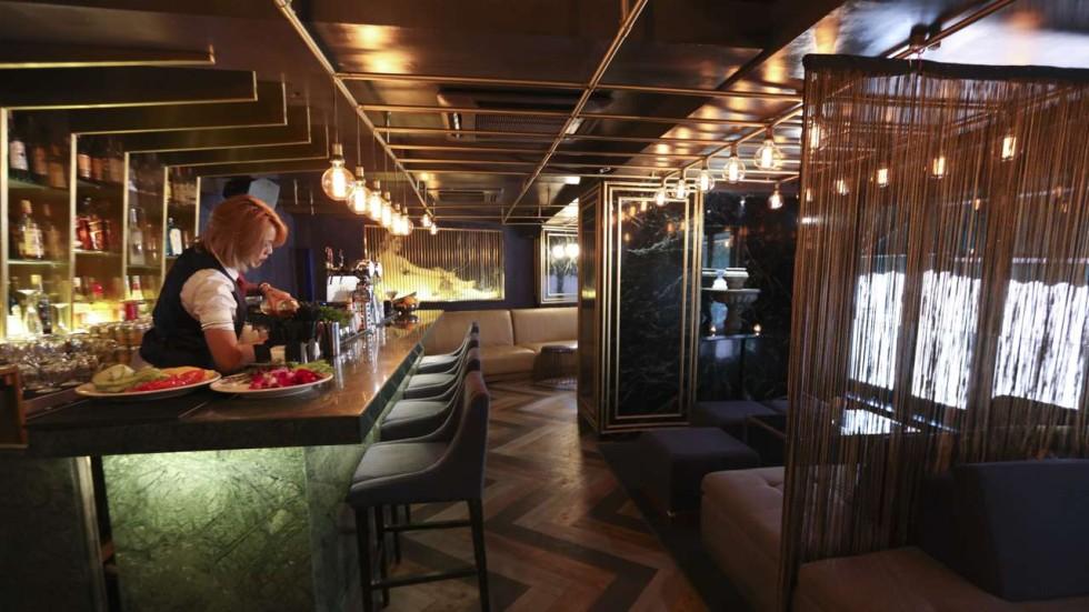Bar review Oris Private Club SoHo  classic cocktails