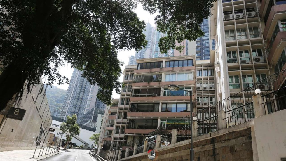 Its not just in Sham Shui Po Hong Kongs cubicle flats