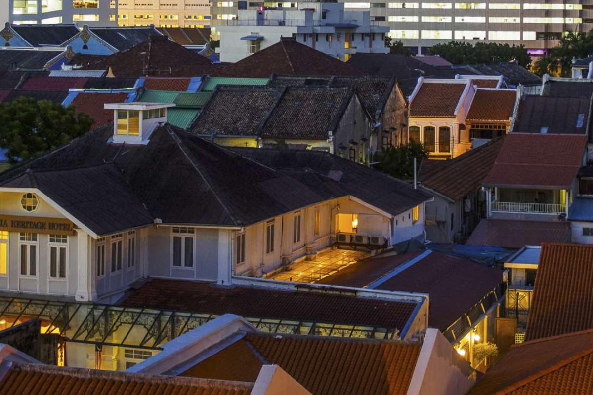 George Town is the capital of the state of Penang in Malaysia, one of the hot spots for Chinese residents making use of the Malaysia My Second Home programme. Photo: Zuma