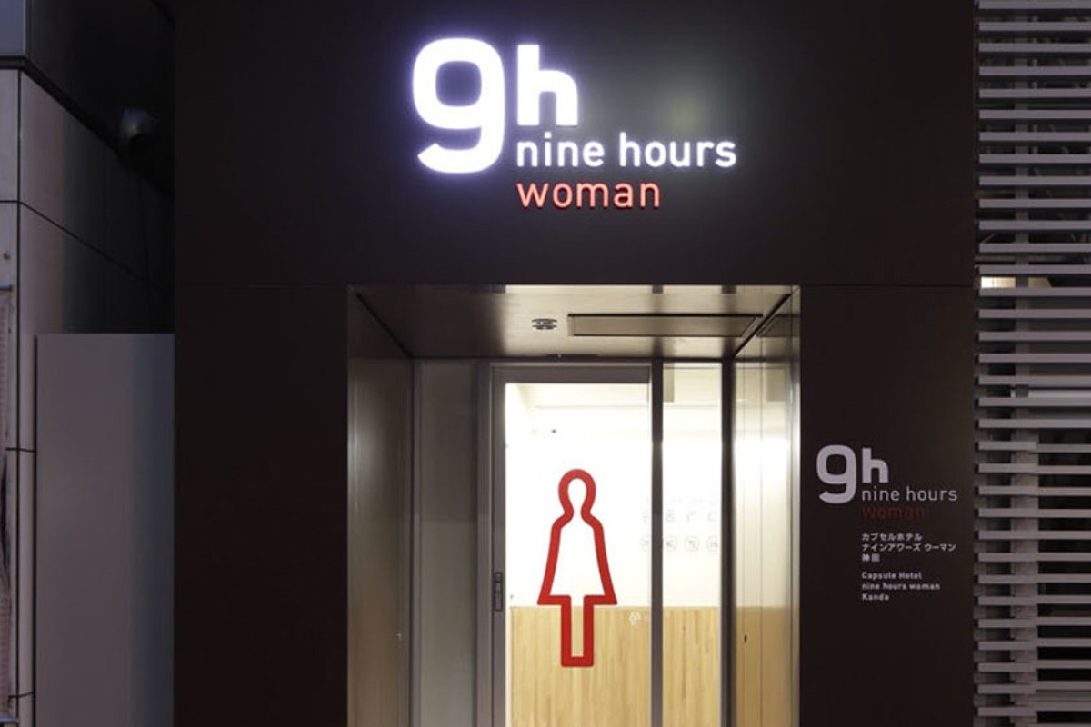 Women Hk 350-night Capsule Hotel Opens In