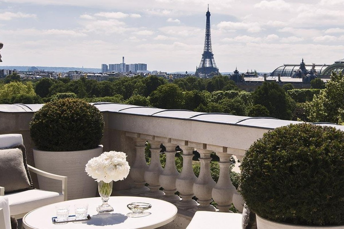 Ritz Paris And Tel De Crillon Reopen With Rooms