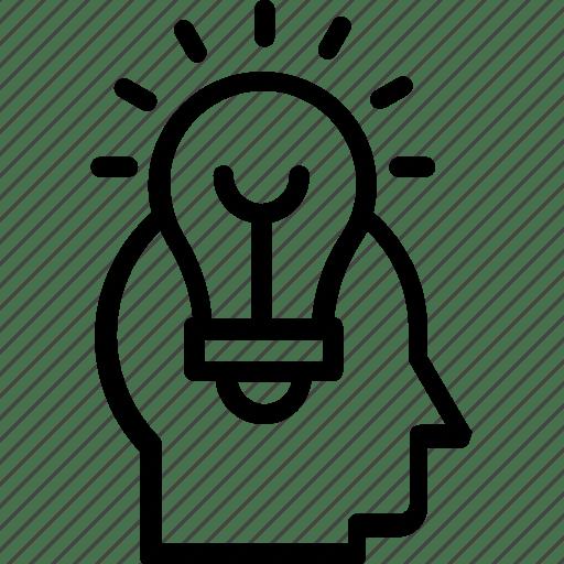 Brain idea, bright idea, creative idea, knowledge, mind