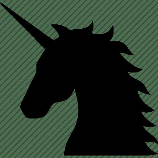 Creature horn horned horse legendary mythical