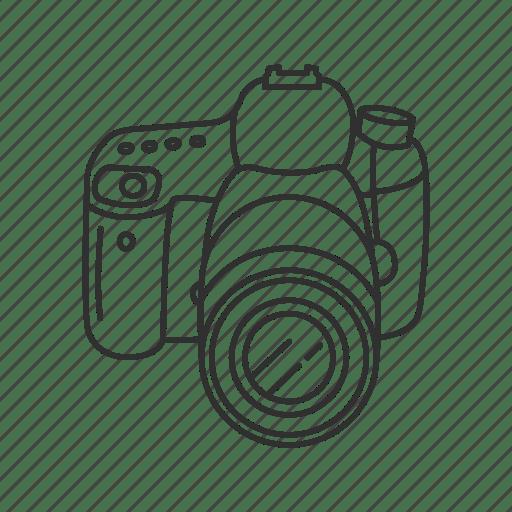 Camera, canon, digital, dslr, photography, picture icon