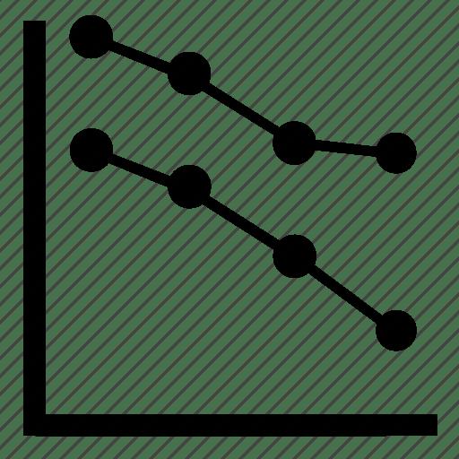 Analytics, business, chart, finance, graph, report