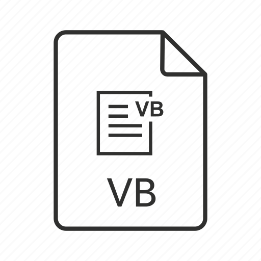 .vb, vb, vb file, visual basic, visual basic project