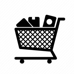 icon shopping cart supermarket items grocery icons food vector clip designing projects transparent cartoon basket accommodation ph go royalty editor
